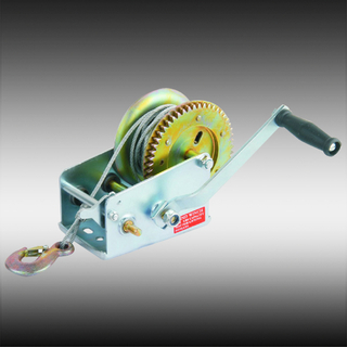 Miniature Hand Winch